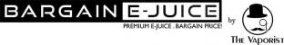Bargain E-Juice