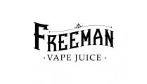 Freeman Vape Juice